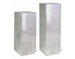 Postument PANDORA srebrny - h-100cm, 30cmx30cm