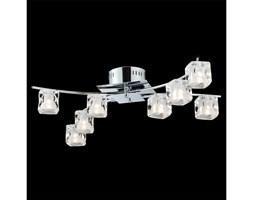 Luxera 64034 - TALLON Lampa sufitowa 8xG4/20W/230V