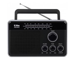 Radio ELTRA Julia 3 Czarny