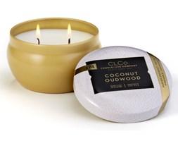 Świeca zapachowa Candle-lite CLCo dwa knoty - Coconut Oudwood