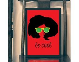 Pop Art plakat be cool 7658 - Buy Design