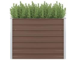 Doniczki Balkonowe Kolor Brązowy Wyposażenie Wnętrz Homebook