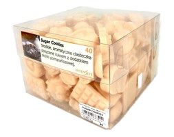 INTENSIVE COLLECTION Scented Wax kg wosk zapachowy - 650 g - Sugar Cookies