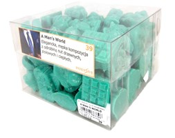 INTENSIVE COLLECTION Scented Wax kg wosk zapachowy - 650 g - A Man's World