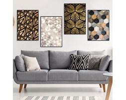 DecoKing - Zestaw plakatów ściennych - Mosaique