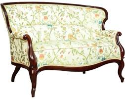 Sofa ludwikowska, Francja, XIX w.
