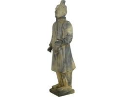 Terakotowy chiński żołnierz, lata 70.