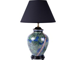 Lampa ceramiczna, lata 70.