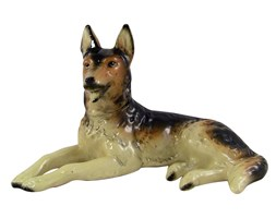 Figurka psa, Niemcy, lata 60.