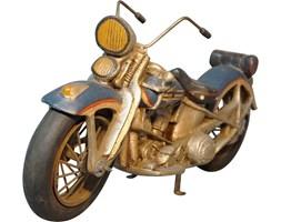 Model motoru Harley-Davidson, lata 70.