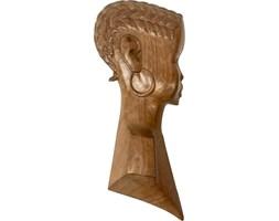 Tekowa płaskorzeźba, Afryka Północna, lata 60.