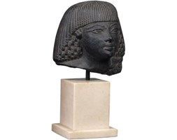 Głowa egipska, lata 90.