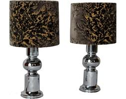 Para lamp stołowych, lata 70.
