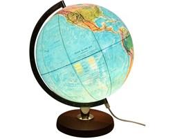 Podświetlany globus, Scan-Globe AS, Dania, lata 70.