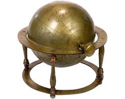Globus z brązu, lata 30.