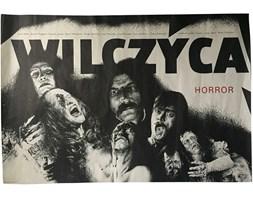 Plakat filmowy Wilczyca, proj. Kowalczyk 1983 r.