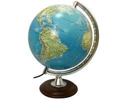 Podświetlany globus z lat 60.