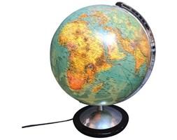 Globus podświetlany Columbus, lata 70.
