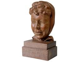 Rzeźba głowy kobiety, Vanhumbeeck, Belgia, lata 30.