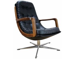 Fotel gabinetowy, Dania, lata 60.