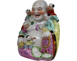 Porcelanowa figura Buddy, Chiny, połowa XX w.