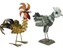 Para figurek z metaloplastyki, Portugalia, lata 70.