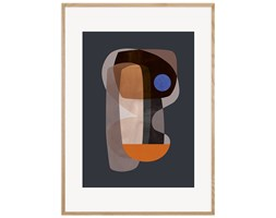 Plakat Abstract Cubism 50x70, Atelier Cph