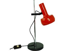 Lampa biurkowa, Niemcy, lata 70.