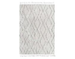 HomeHood Dywan Berber z bawełny i frędzlami (140x200)