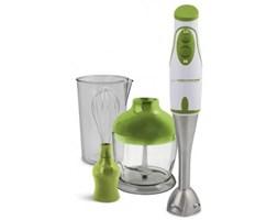 Blender elektryczny zestaw ręczny Pesto zielony