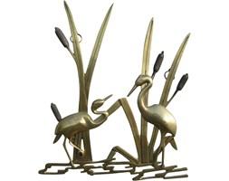 Płaskorzeźba Stojące żurawie, Dania, lata 60.