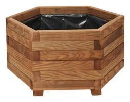 Donice Ogrodowe Drewniane Castorama Wyposażenie Wnętrz