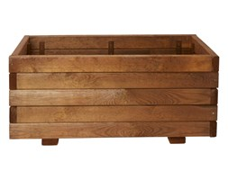 Doniczki Balkonowe Drewniane Wyposażenie Wnętrz Homebook
