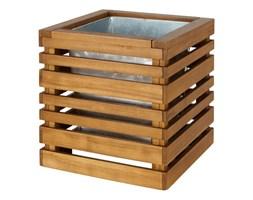 Donice Do Ogrodu Drewniane Wyposażenie Wnętrz Homebook