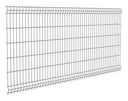 Panel ogrodzeniowy Polargos Sparta50 123 x 250 cm oczko 5 x 20 cm ocynk antracyt