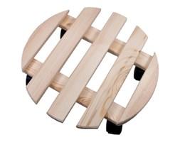 Podstawka drewniana duża
