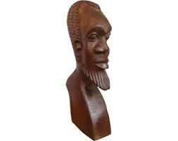 Popiersie Afrykanina, lata 70.