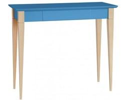 Biurko MIMO - małe / niebieskie