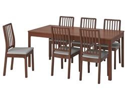 EKEDALEN / EKEDALEN Stół i 6 krzeseł