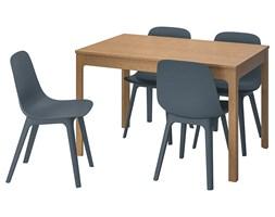 EKEDALEN / ODGER Stół i 4 krzesła