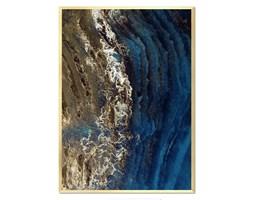 MINERAŁ - ABSTRAKCJA obraz, 53x73 cm