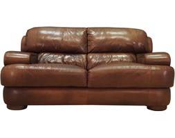 Skórzana sofa, Dania, lata 70.