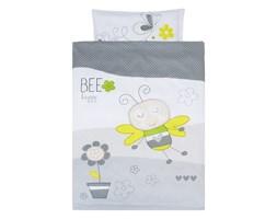 komplet pościeli dziecięcej Zielona Pszczółka