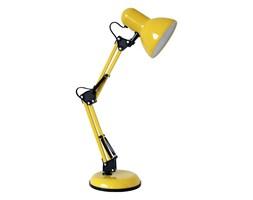 lampa biurkowa zółta Tim