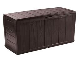 Skrzynie Ogrodowe Drewniane Wyposażenie Wnętrz Homebook