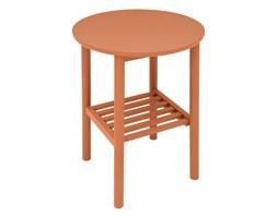 Stoliki I ławy Drewniane Kolor Czerwony Wyposażenie