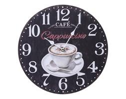 zegar ścienny Cappucino