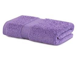 DecoKing - Ręcznik kąpielowy gładki - Marina - Liliowy