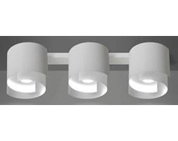STYLE 3 WHITE 925/3 oryginalny spot nowoczesny design biały