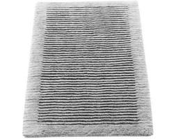 Dywanik łazienkowy Cawo ręcznie tkany 100 x 60 cm szary